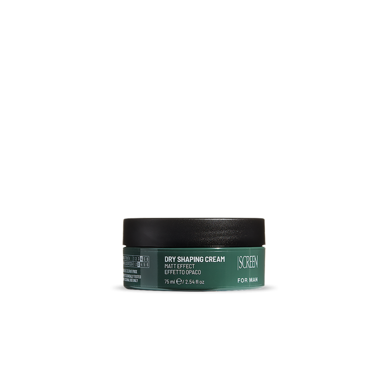 SCREEN Hair Care For Man Dry Shaping Cream