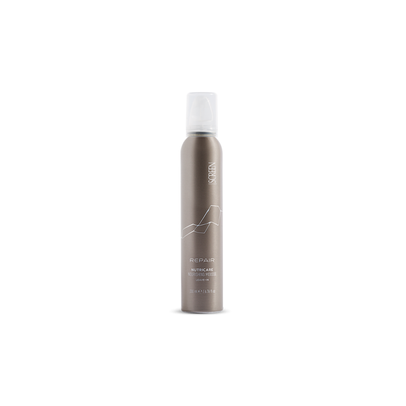 SCREEN Hair Care Repair Nutricare Leave-In mousse conditioner