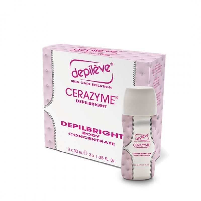 DEPILEVE Waxing DEPILBRIGHT Body roll-on