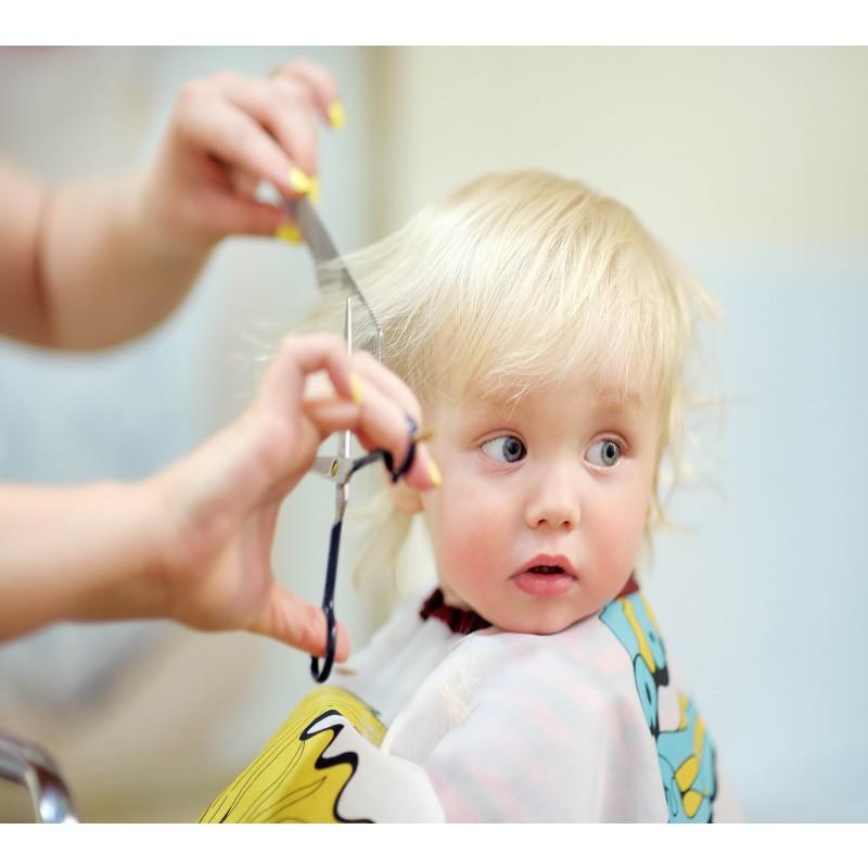 Børneklipning (0-5 år uden vask)