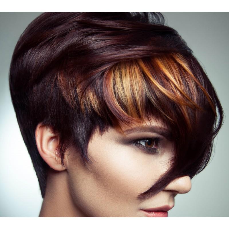 Reflekser ørekort hår