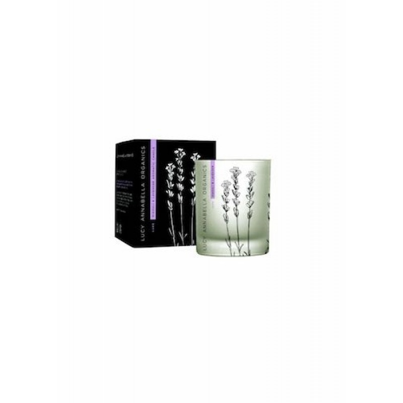 LUCY ANNABELLA Niaouli & lavender candle